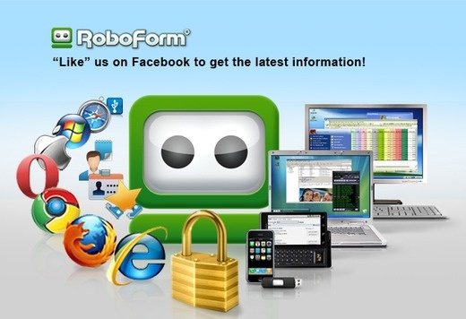 www.roboform.com for the world's most trusted and downloaded password manager and form filler!