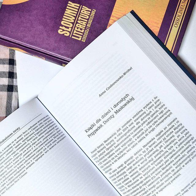 Jeszcze, nadal, wciąż... 📖 Niedługo ja zostanę wiedźmą! #licencjat #dorotamasłowska #książki #pisanie #czytanie