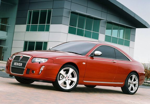 Rover 75 Coupe Concept 2004