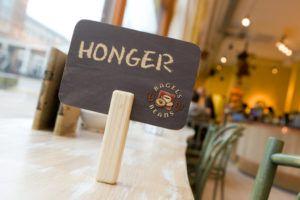Binnen bij Bagels & Beans   Glutenvrije restaurants Utrecht