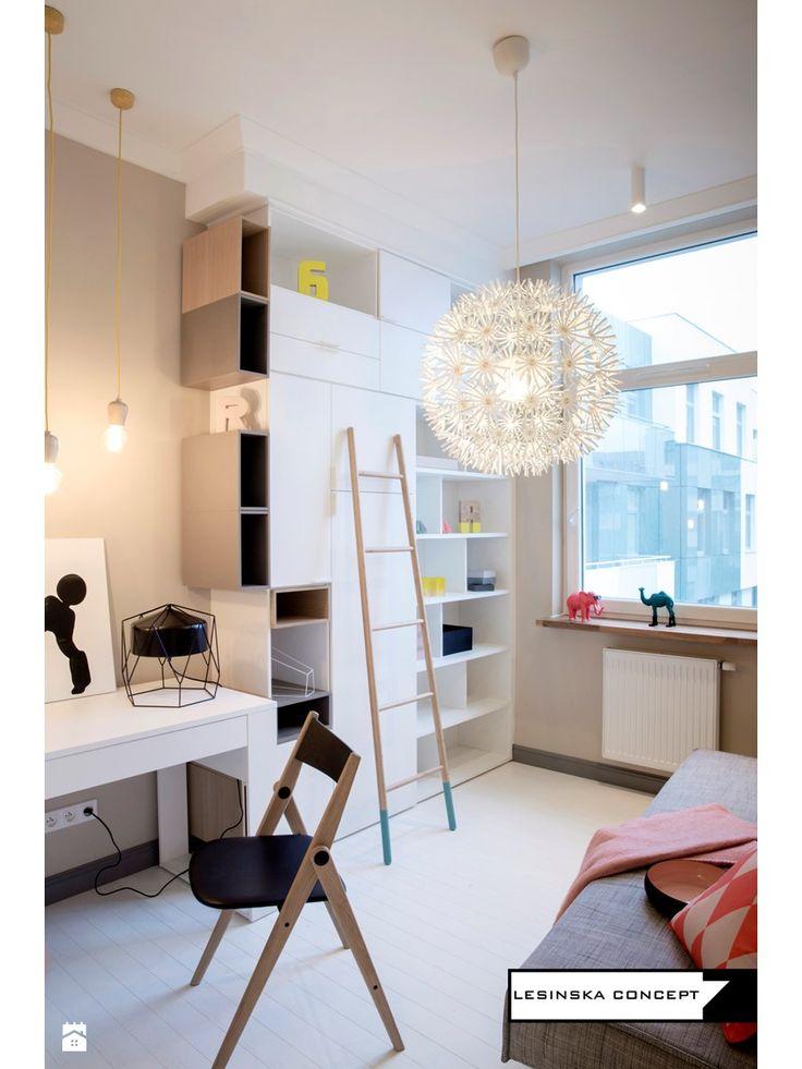 Pokój dziecka styl Skandynawski - zdjęcie od LESINSKA CONCEPT
