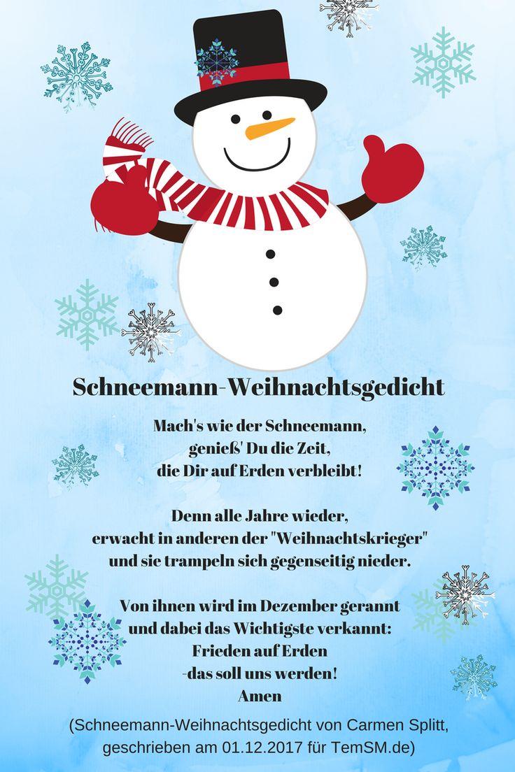 """Videogruß """"Schneemann"""" zur Advents- und Weihnachtszeit – Sabine Demeter"""