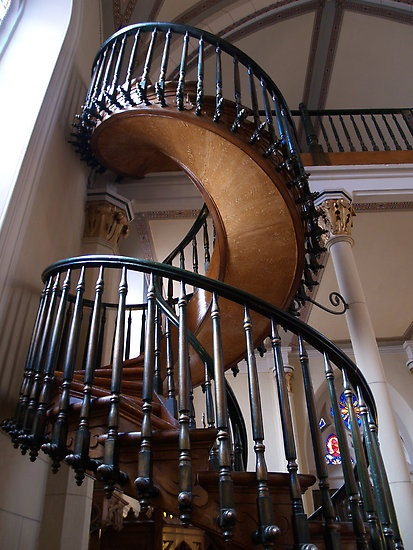 Best 17 Best Images About Miraculous Staircase On Pinterest 400 x 300