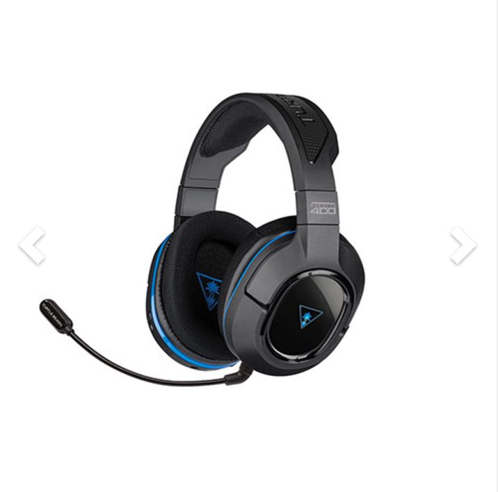 Turtle Beach Ear Force Stealth 400 Gaming Headset Test