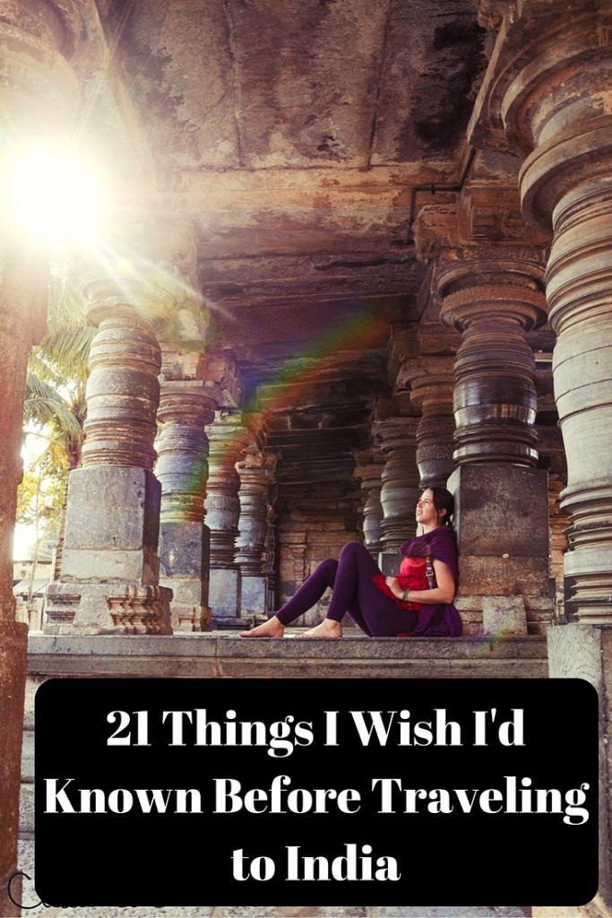 21 Things I Wish I'd Known Before Traveling to India
