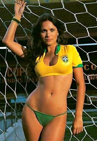 hot girl soccer thong nude