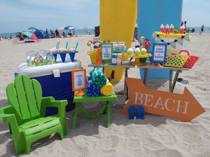 Beach Party Summer Party Ideas Image Search Birthdays
