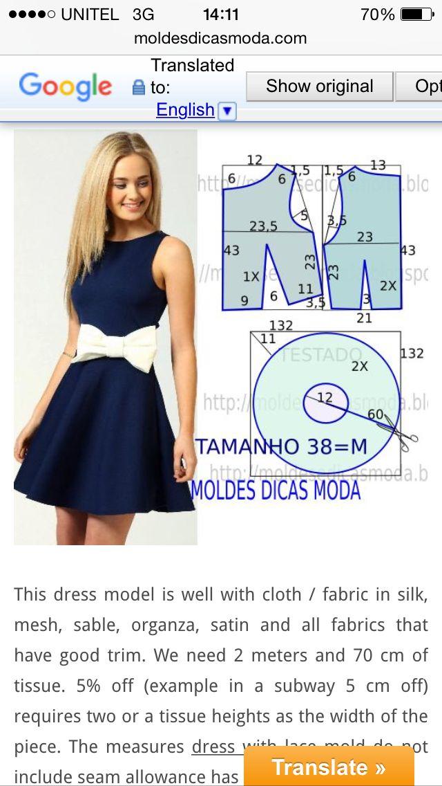 113 besten Patterns Bilder auf Pinterest | Näharbeiten, Kleidung und ...