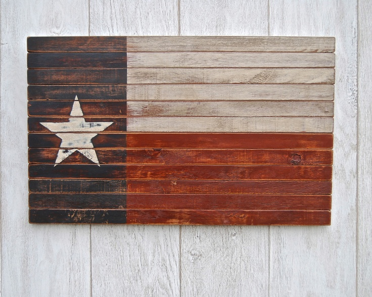 1000 images about wall art on pinterest rustic wood With best brand of paint for kitchen cabinets with rustic texas flag wall art
