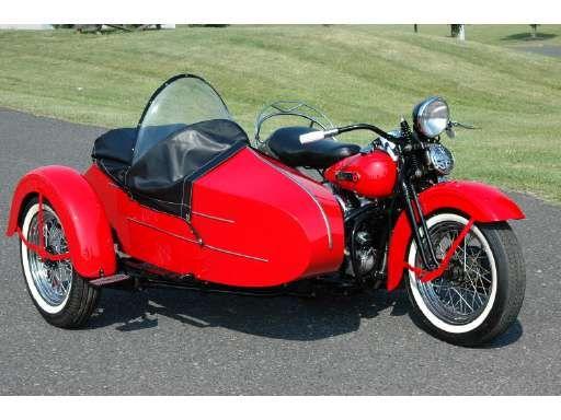 1947 Harley-Davidson 74CI FL KNUCKLHEAD in Zieglerville, PA