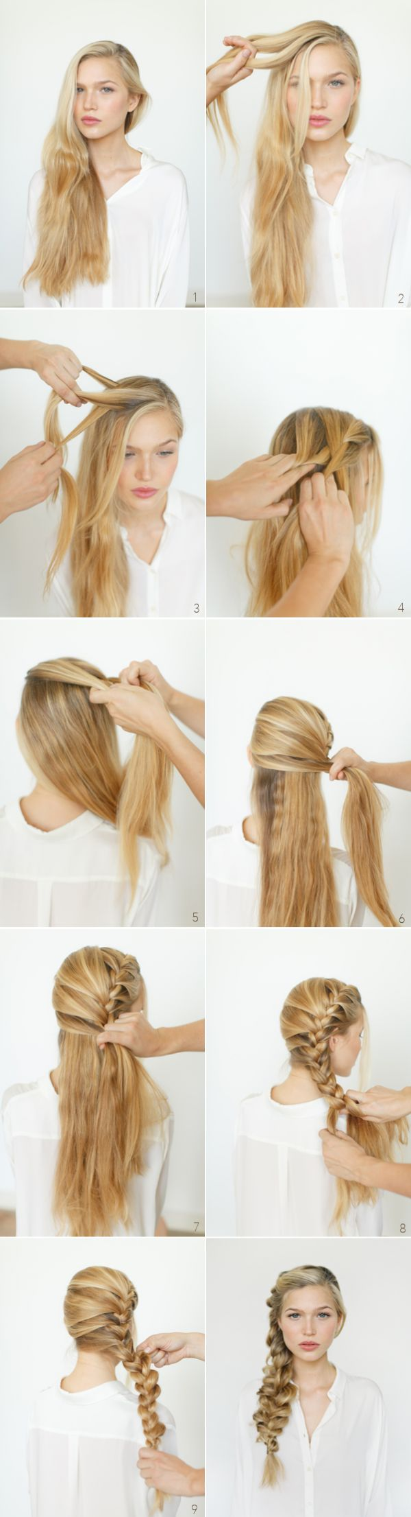 13 best Wedding Hairstyles images on Pinterest | Make up, Wedding ...