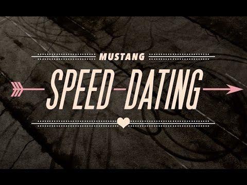 Speed Dating (literally). Happy Valentine's Day