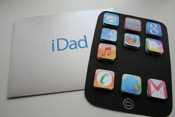tarjetas dia del padre manualidades - Buscar con Google