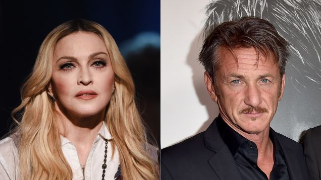 After Years of Silence,Madonna Denies Allegations That Ex-Husband Sean Penn Beat Her Up
