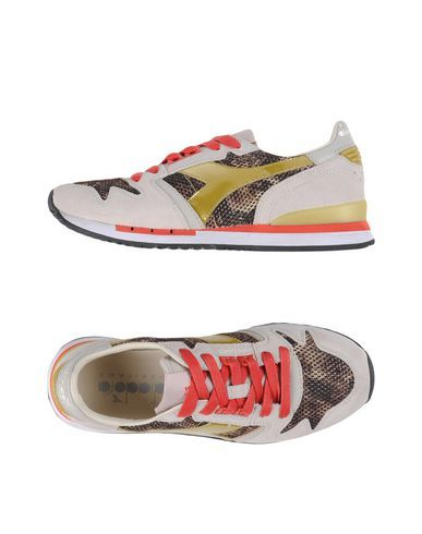 Sneakers In Khaki | Sneakers, Diadora sneakers, Womens sneakers