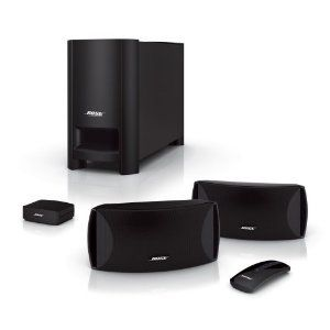 Bose® CineMate® Series II Digital Home Theater Speaker System by Bose - See more at  http://www.60inchledtv.info/tvs-audio-video/speakers/bose-cinemate-series-ii-digital-home-theater-speaker-system-com/