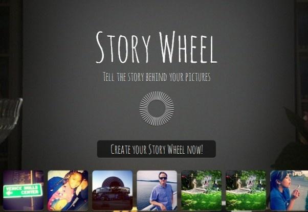 Story Wheel, pon música a tus fotos de Instagram