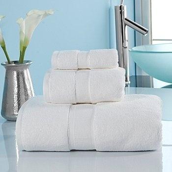 Macys Hotel Collection Three-Piece Finest Towel Set