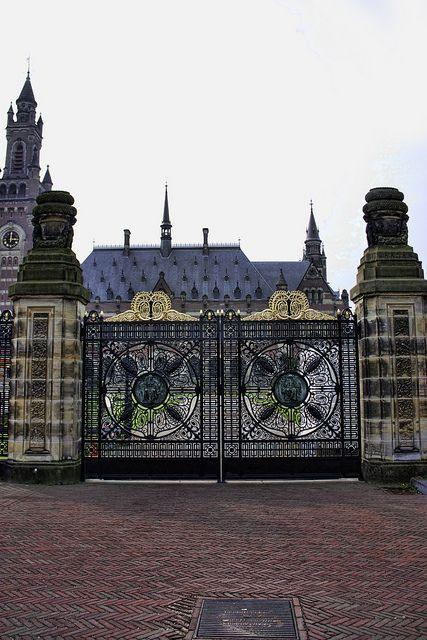 Peace Palace - Den Haag, Netherlands