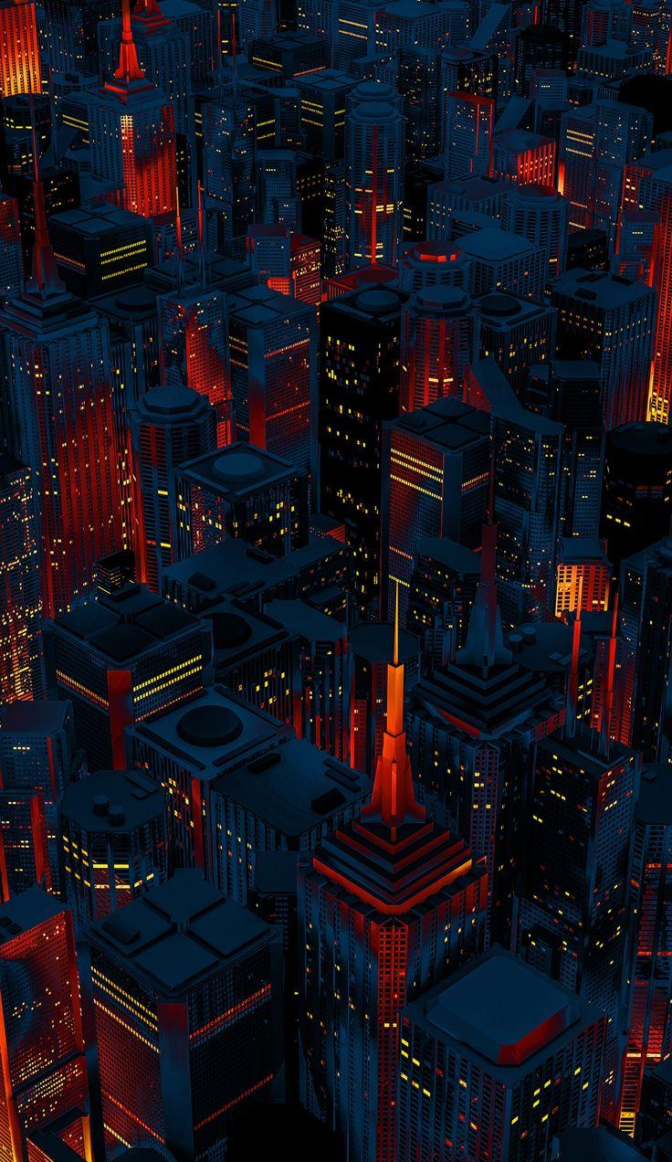 Dhnshyns Art wallpaper, City wallpaper, Iphone art
