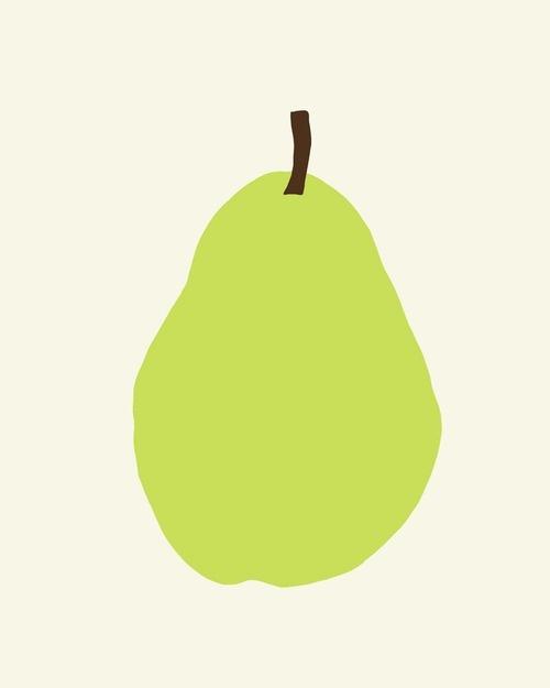 Pear by Jorey Hurley