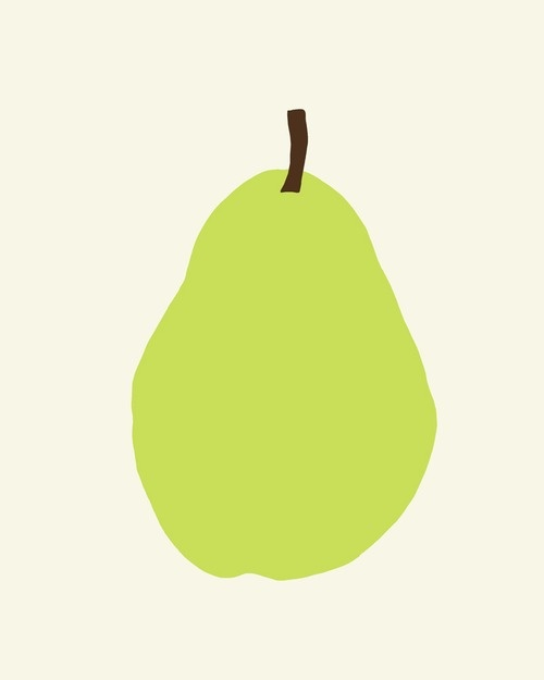 Pear by Jorey Hurley
