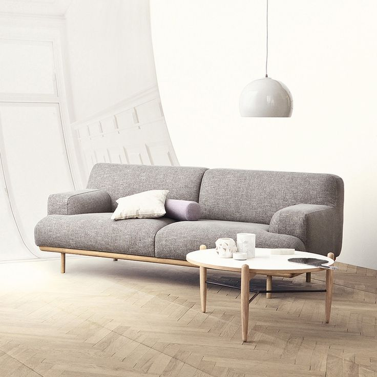 Canap madison 2 places 1 2 bolia interior home for Canape poltrone et sofa