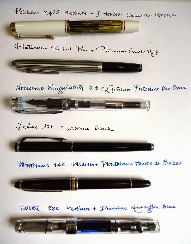 Write to Me Often: Currently Inked / Murekkepliler