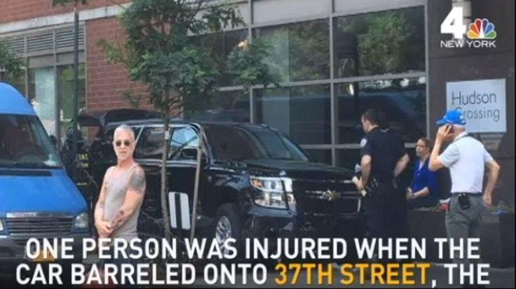 Μανχάταν: Αυτοκίνητο έπεσε πάνω σε πεζούς - 10 τραυματίες