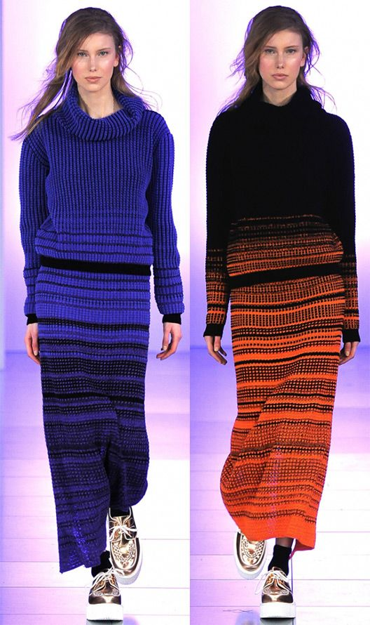 Теплые зимние платья 14-15