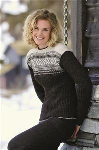 Norwegian sweater.