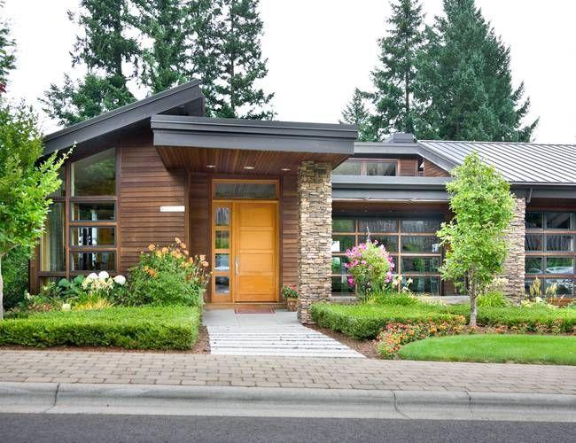 96 best Modern Craftsman House images on Pinterest Architecture