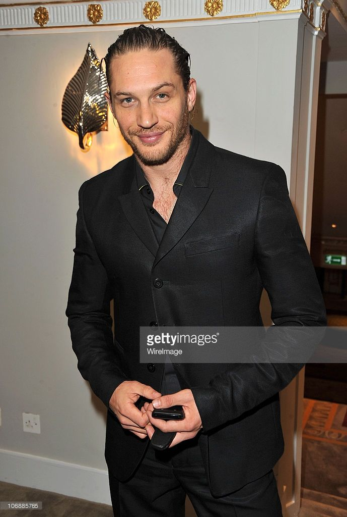 Tom Hardy attends the English National Ballet's Summer Party at The Dorchester on June 15, 2010 in London, England.