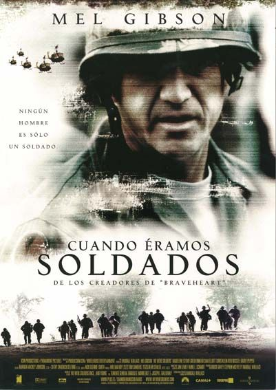 """Cuando éramos soldados (2002) """"We Were Soldiers"""" de Randall Wallace - tt0277434"""