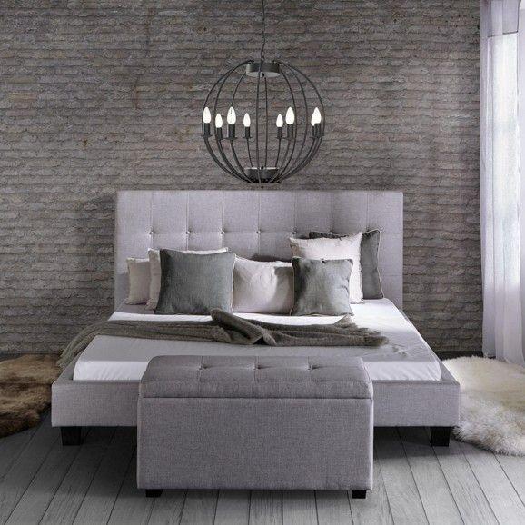 Más de 10 ideas increíbles sobre Polsterbett 180x200 en Pinterest - schlafzimmer mit polsterbett