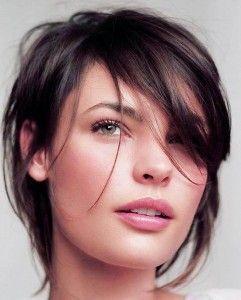 coiffure fashion femme cheveux fins: