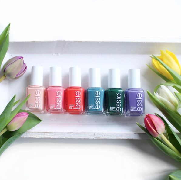 essie  Spring 2016 collection is six little rays of sunshine!