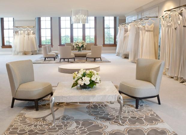 The beautiful David Jones Bridal... it was an amazing experience, great service and beautiful dresses xx