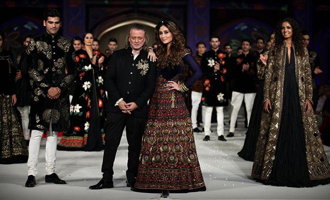 Rohit Bal Wraps Up LFW 2016 With a Stunning Grand Finale! | Hauterfly
