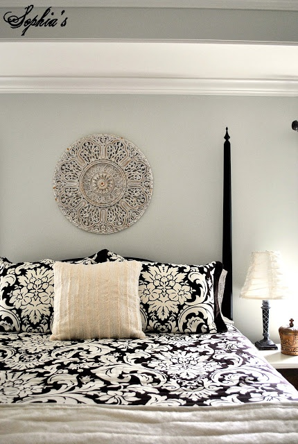 17 Best Images About Black And White Bedroom On Pinterest