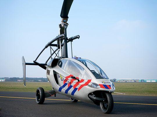 PAL-V: De vliegende auto - Spark design & innovation