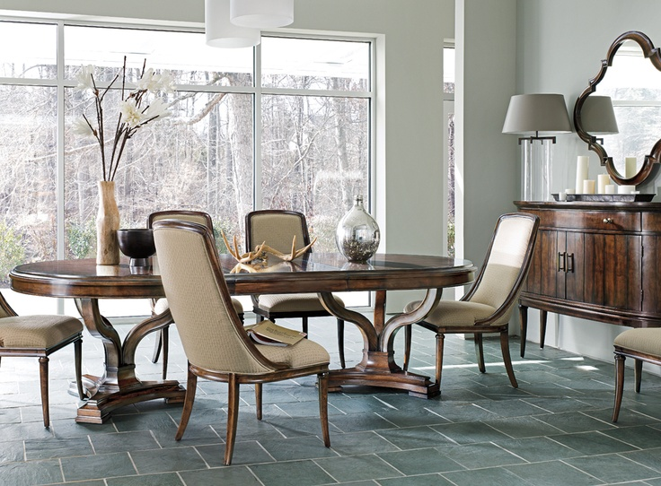 Find This Pin And More On Dining Rooms By Cottswood. Shop For The Stanley  Furniture ...