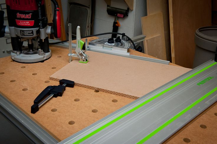 Review of the Festool MFT/3 Multifunction Table