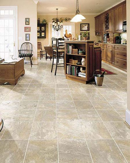 129 best images about kitchen flooring on pinterest for Kitchen flooring trends