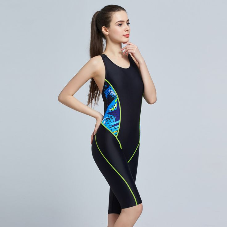 Women Sport Swimsuits Competitive Swimming Suits Girls Racing Swimwear One Piece Swim Suit Competition Swimsuit Knee Length 6002-in One-Piece Suits from Sports & Entertainment on Aliexpress.com   Alibaba Group