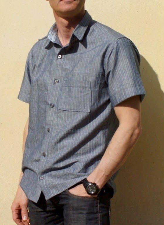 The Sewing Man: Du lin pour l'été...