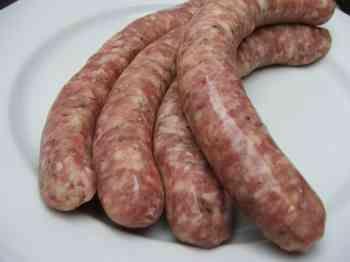 Loukaniko  1 kg Schweinefleisch, 1 kg Lammfleisch,