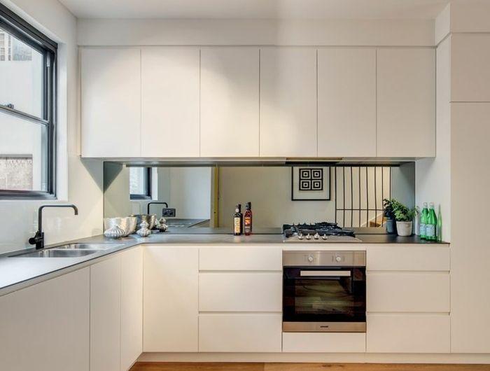 15 Küche Grau Matt Bilder. Die Besten 25 Weisse Kuche Backsplash ...