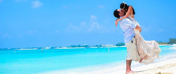 Choose from exclusive beach weddings packages for your special day.
