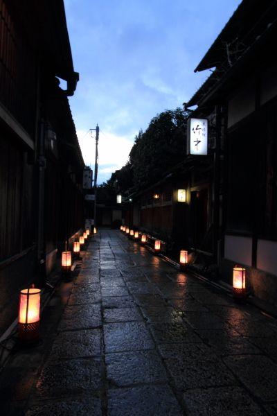 京都·石塀小路  Ishibei-Kouji, Kyoto